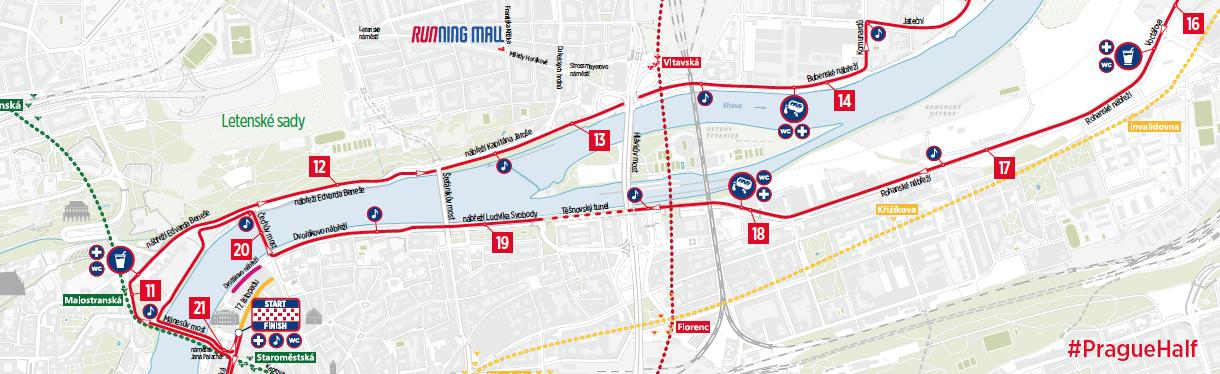 Pražský maraton 2017