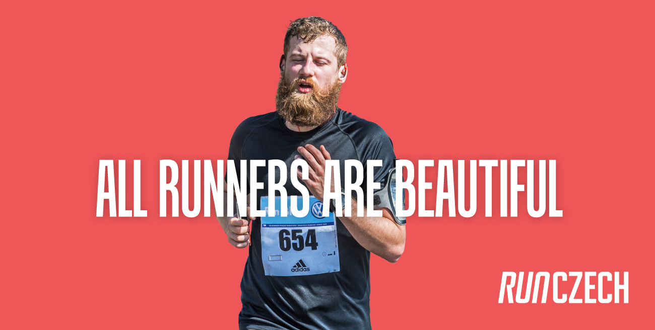 All Runners Are Beautiful RunCzech Running League 2018